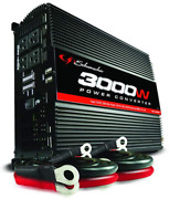 Schumacher Dc To Ac Power Inverter With 120v Ac Outlets And Usb Ports - 3000 Wat