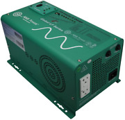 Aims Power Picoglf12w12v120al Green 1250w Power Inverter Charger With Transfer S