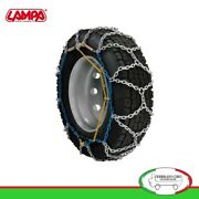 Snow Chains Truck Flex For Truck And Bus Tyres 315/75r24.5 - 16443