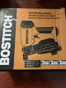 New Bostitch Rn46-1 Coil Roofing Nailer Power Tool. The Roofers Choice Nailer
