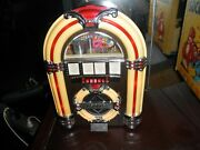 crosley Tabletop Jukebox Radio And Cassette Player