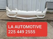 06-11 Mercedes W219 Cls550 Cls55 Cls63 Amg Front Bumper Cover White Oem