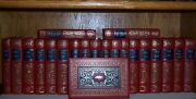 Franklin Library Oxford Complete Works Of Charles Dickens 21 Vols - Rare
