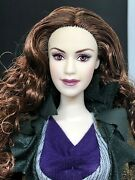 Twilight Victoria Barbie Doll For Ooak Repaint Red Curly Hair Bryce Dallas Howar
