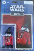 2021 Disney Parks Star Wars Droid Factory R6-w1ch Figure Witch Halloween R2d2