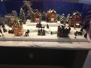 Christmas Village Display Platform 44 Inches For Dept 56, Lemax, Dickens