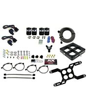 Nitrous Express 66047-00 Dual Stage Billet Crossbar Plate System