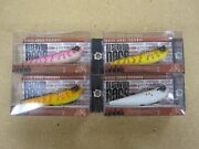 Relic Lures Reservoir Dogs Genuine Character Fishing Lures - Complete Set Of 4