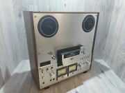 Free Shipping Akai Gx-630d 10.5 Inch 4 Track Stereo Reel To Reel Tape Deck R2r