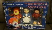 The Year Without A Santa Claus Heat Miser Mrs Claus Jingle 10 Pc Set Palisades