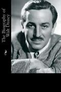 Biography Of Walt Disney Paperback By Cleary Justin Brand New Free Shippi...