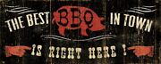Art-print-the-best-bbq-in-town-pela-46x18in-horizontal-image-on-paper-canvas-ba