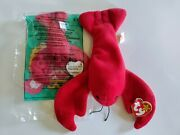 Ty Beanie Babies Pinchers 1993 Original And Mcdonald's Great Condition