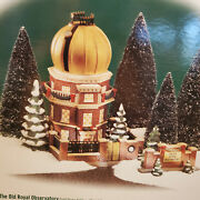 Dept 56 Department 56 The Old Royal Observatory Gold Dome Edition