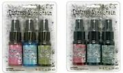 Ranger Tim Holtz Distress Holiday Mica Stain Set 1 And 2