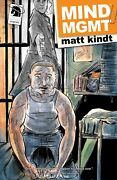 Mind Mgmt Comics Cover 2x3 Fridge Magnet 2 X 3 Inches Refrigerator Lot Of 12