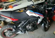 Kawasaki Z125 Pro Mint Condition. Custom Paint. Never Laid Down. Adult Driven.andnbsp
