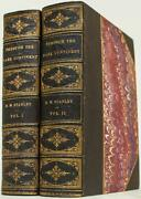 1878 1sted Through The Dark Continent Henry Stanley Scarce Leather Binding