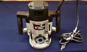 Porter Cable 7539 Variable Speed 3-1/4 H.p. Production Industrial Plunge Router