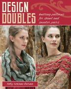 Design Doubles Knitting Patterns For Shawl And Sweater Pairs Paperback By ...