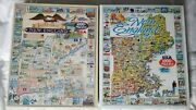 Two 2 New England White Mountain Puzzles, The Best Of And Historic, Both New