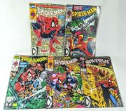 Spiderman Torment 1990 1-5 Complete Set Todd Mcfarlane. First Printing