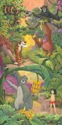 Michelle St Laurent Home In The Jungle From The Jungle Book Disney Fine Art