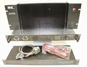 Kenwood Tkr-840-1 Uhf 450-485 5w Repeater W/ Tpl Pwr Amp And Trunking Controller