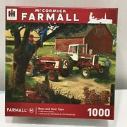 Farmall Puzzle 1000 Pieces Boys And Their Toys International Harvester