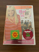 Raise Your Voice Dvd, 2005 Factory Sealed Hilary Duff Rare Oop Htf