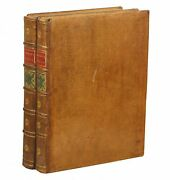 Hampton / The General History Of Polybius In Five Books 1756 Later Edition