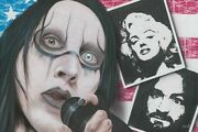 Stickmani Wasn't Born With Enough Middle Fingers - Marilyn Manson