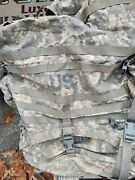Us Army Issue Surplus Camouflage Low Use Waterproof Backpack
