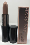 Mary Kay Creme Lipstick In Mocha Freeze Bnib Full Size Discontinued Authentic