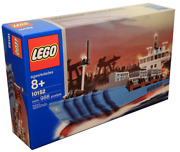 Lego Maersk Sealand Container Ship 2004 Edition Set 10152