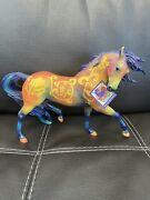 Breyer Model Horse 2014 Chinese Year Of The Horse Rare With Tag Loose Esprit
