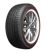 Vogue Tyre Custom Built Radial Sct2 Red Stripe 285/45r22xl 114h Ww And Rw