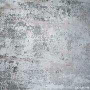 Andros Collection Gray/white Transitional Area Rug - 8' X 11'