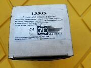 Zf Marine 13505 Automatic Power Selector Bat Isolator 6-50vdc Max Load 70a