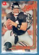 Rare Brett Farve Rc 1991 Gold Action Packed Rookie Card 21 Packers Falcons