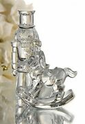 Waterford Crystal 2008 Nutcracker Sculpture 6 Paperweight Figurine New In Box