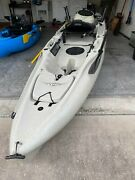 Hobie Mirage Outback Kayak Turbo Drive - Needs Replacement Fins - 55 Anywhere