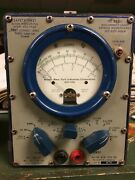 Vintage Us Gov Military Analog Multimeter An /psm-6a Bruno Ny Industries