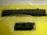 Ho Brass Southern Pacific Mckeen Car 61 And Trailer 16 Precision Scale Test Ok