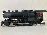 Lionel 6-11119 Southern 0-8-0 Steam Switcher Locomotive 6535 And Tender W Box