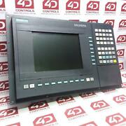6fc5 203-0ab11-0aa1   Siemens   Sinumerik 840d Operator Panel Color 19and039 Inch...