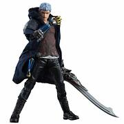 Nero Devil May Cry 5 1/12 Action Figure From Japan