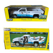 Breyer Dually Truck 2616 Pick Up Truck 19 Traditional Horse Toys Vehicle New