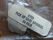 Aurora Magnatraction Pickup Shoe Springs 24 Nos Pairs Contacts Parts Spares Afx