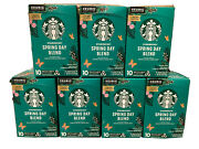 Starbucks Spring Day Blend Coffee Keurig K-cup Pods New Limited Edition Sold Out
